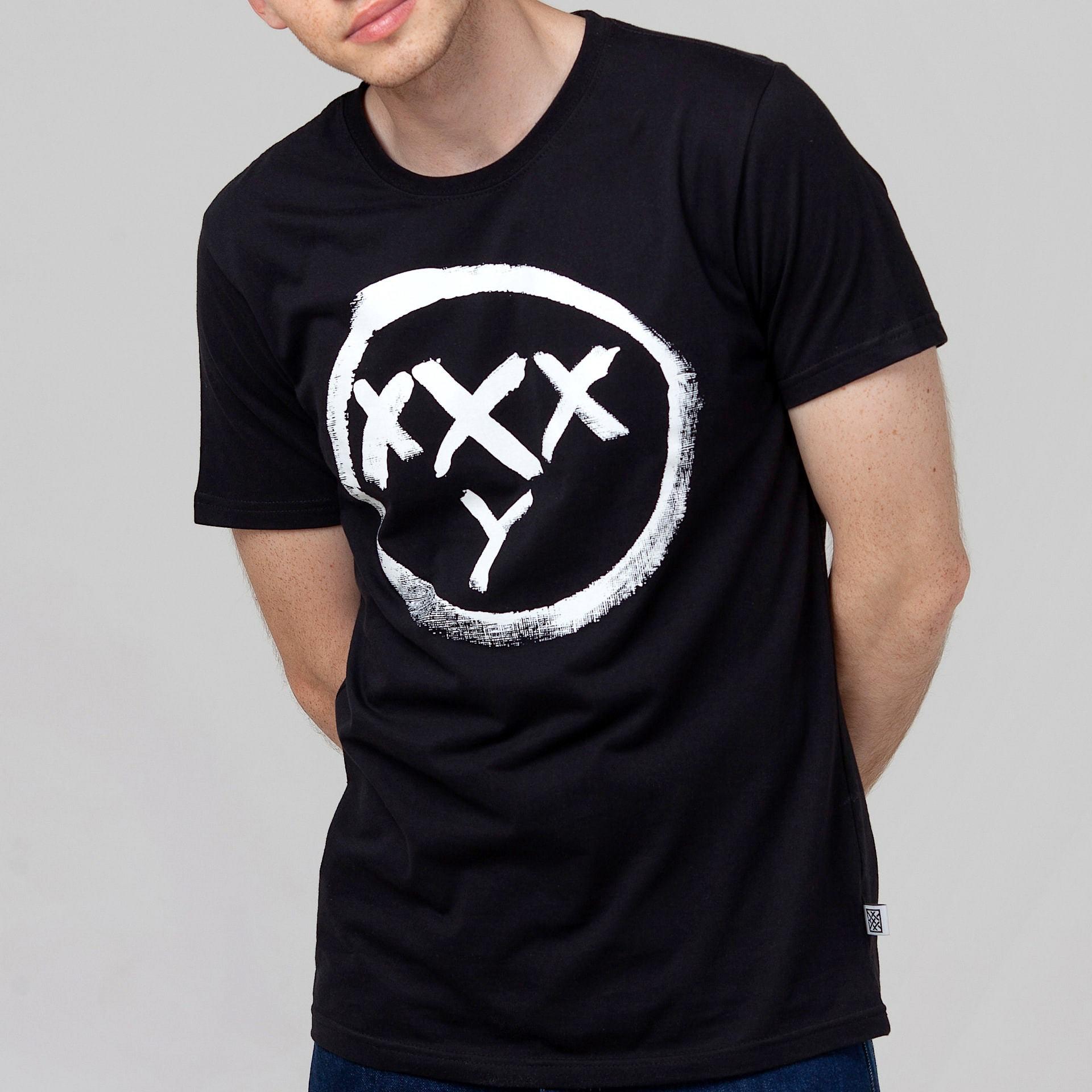 Футболка Oxxxy logo чёрная