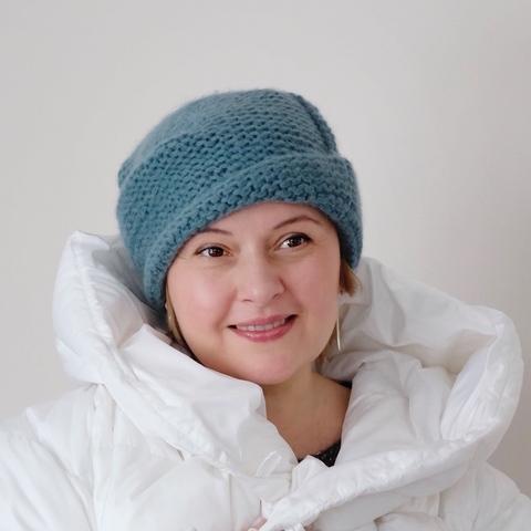 Описание шапки BELL (автор Лена Родина)