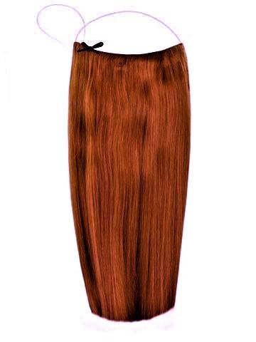 Волосы на леске Flip in- цвет #1005- длина 40 см