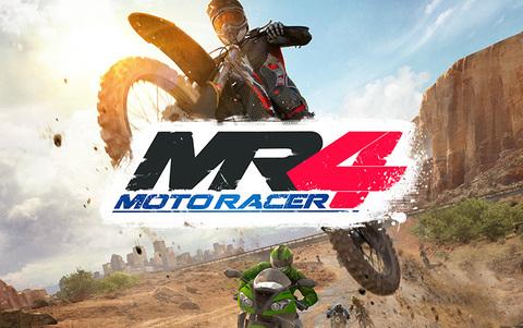 Moto Racer 4 (для ПК, цифровой ключ)