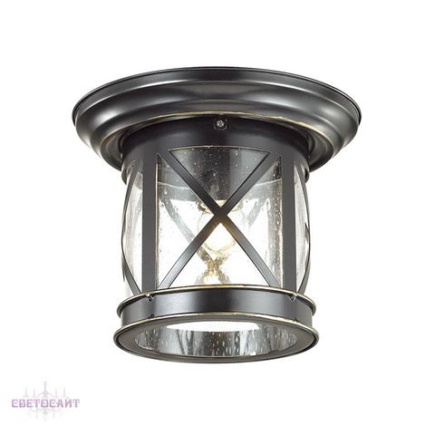 Уличный потолочный светильник 4045/1C серии SATION