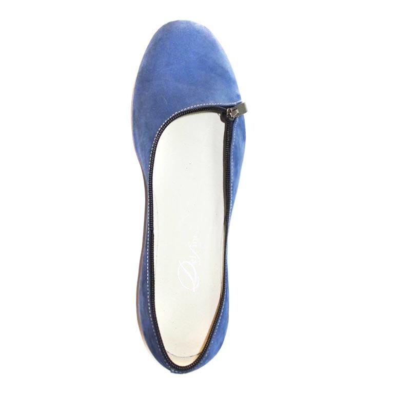 526282 Туфли женские больших размеров марки Делфино