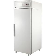 Шкаф холодильный POLAIR CM107-S (697х895х2028, 0,35кВт, 220В, глухая дверь),  0.....+6 °C,  700л.