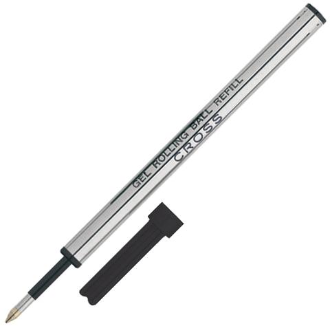 Cross Стержень для ручки-роллера, M, черный