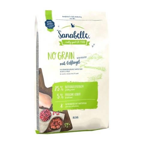 Bosch Sanabelle No Grain 10 кг