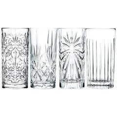 Набор стаканов для воды RCR Миксолоджи, 4 шт, фото 1