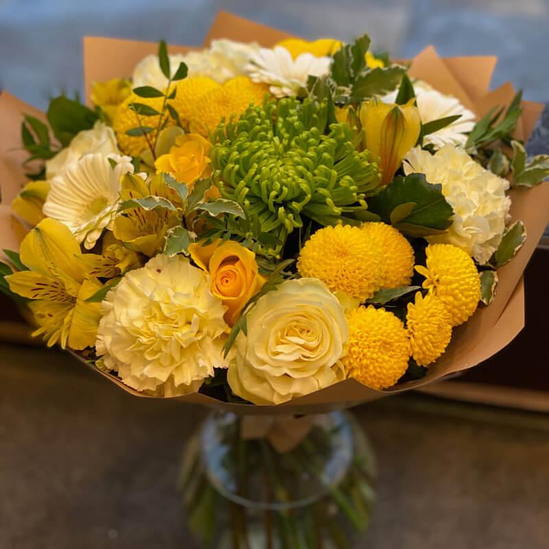 Букет цветов 349