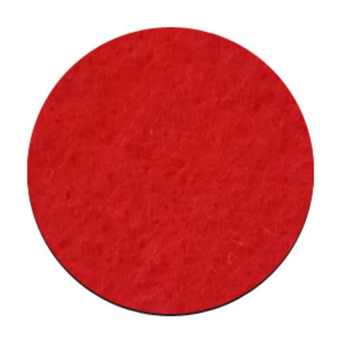 Фетр мягкий Светло-красный 004