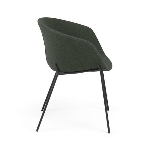 Кресло Zadine зеленое