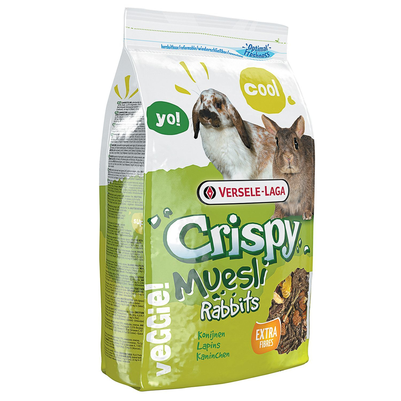 Корм Корм для кроликов, Versele-Laga Crispy Muesli Rabbits 461697.jpeg