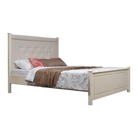Кровать мягкая Дания №4
