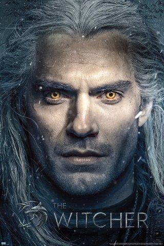Постер The Witcher. Close Up (Netflix) 347-FP4982