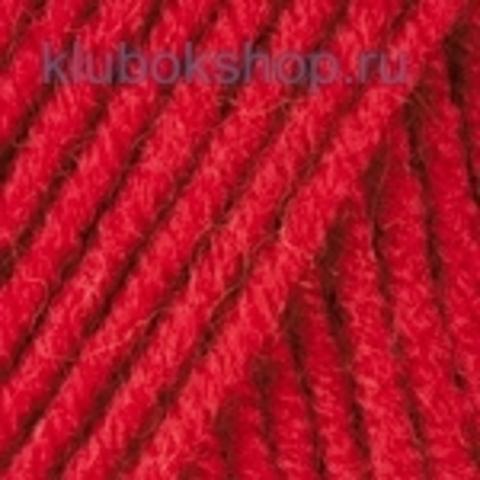 YarnArt Merino De Luxe (50) 156 Красный, пряжа, фото