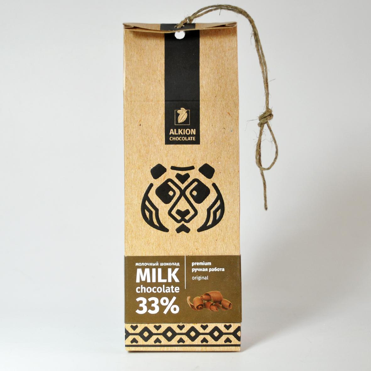 Шоколад Алкион молочный 100 г
