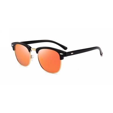 Солнцезащитные очки поляризационные 3016003p Оранжевый - фото
