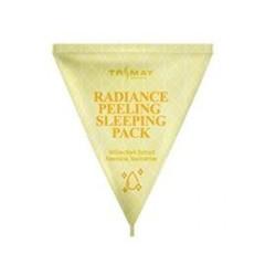TRIMAY Маска-пилинг ночная обновляющая кожу Radiance Peeling Sleeping Pack
