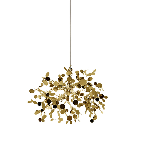 Подвесной светильник копия Argent by Terzani 1 (золотой)