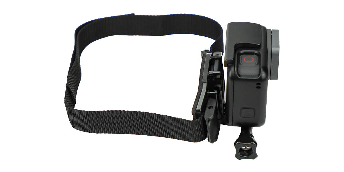 Крепление на вентилируемый шлем GoPro Vented Helmet Strap Mount