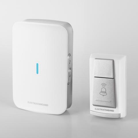 Звонок беспроводной Elektrostandard DBQ19M Белый