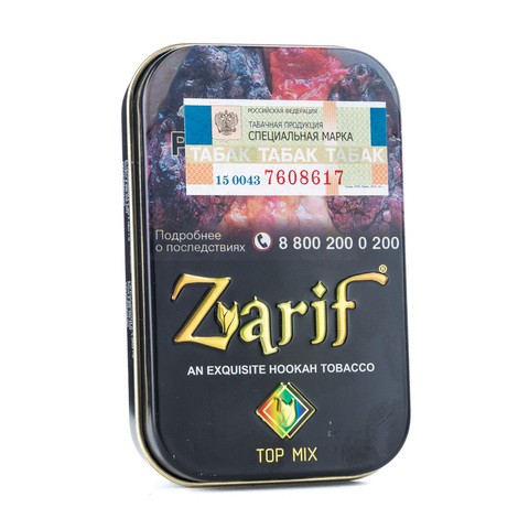 Табак Zarif Top Mix (Дыня нектарин лайм мёд) 50 г