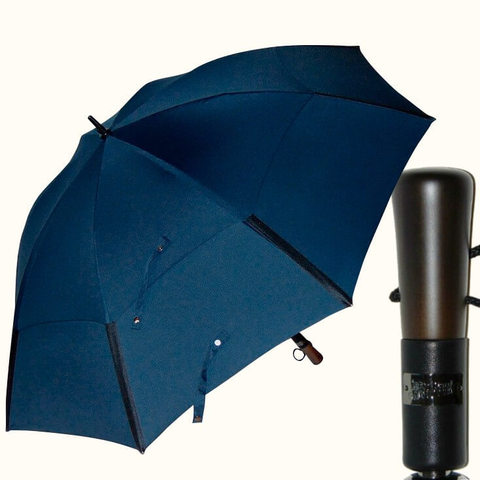 Зонт-трость JP Gaultier Double 37-blu- Golf