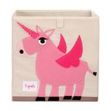Коробка для хранения 3 Sprouts Единорог (розовый)
