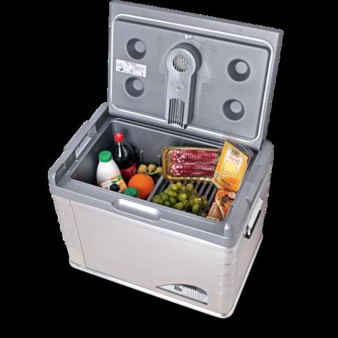 Термоэлектрический автохолодильник Ezetil E 45 ALU (12V, 45л)