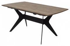 Стол VERMONT 160 LATTE — светло-коричневый