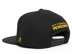 Бейсболка NHL Pittsburgh Penguins Snapback (подростковая)