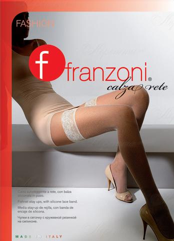 Franzoni Calza Rete aut. чулки-сетка