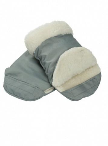 Чудо-Чадо. Муфты-рукавички Прайм, серые