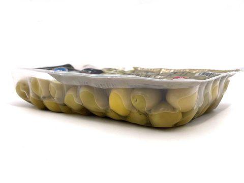 Оливки зеленые в вакууме Kokteyl 3XL, Marmarabirlik, 200 г