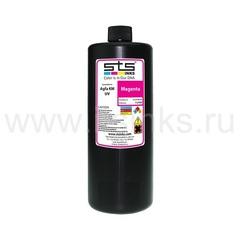 УФ - чернила STS для Agfa Jeti KM Magenta 1000 мл (UV LED)
