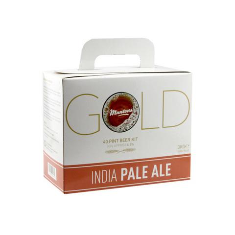 Экстракт Muntons GOLD - IPA India Pale Ale (3 кг)