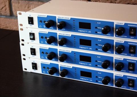 ST.ROCK REACT:IR - Professional LoadBox