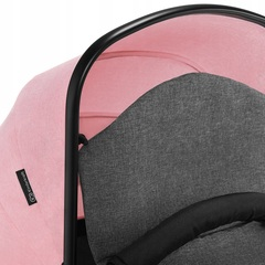 Коляска 3 в 1 Kinderkraft Juli Pink
