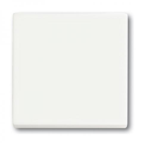 Выключатель одноклавишный. Цвет Белый глянцевый. ABB (АББ). Dynasty/Solo/Future/Axcen/Carat/Pure. 1012-0-2131+1751-0-3074