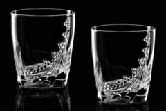 Подарочный набор из 4 стаканов для виски «Бриллиантовый», фото 2