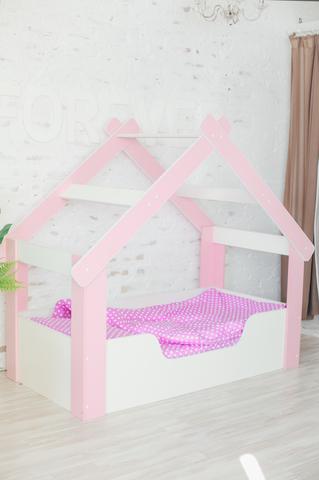 Кровать Теремок беби ЛДСП