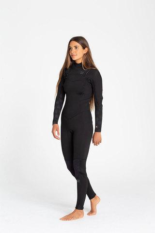 BILLABONG Furnace 4/3 Chest Zip Full Suit