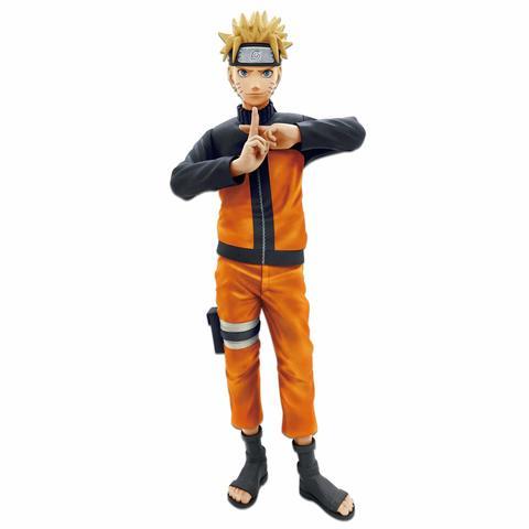 Фигурка Naruto Shippuden Grandista Uzumaki Naruto