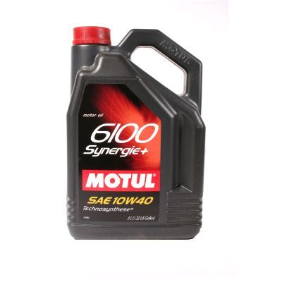 Motul 6100 10W40 Synergie+ Полусинтетическое моторное масло