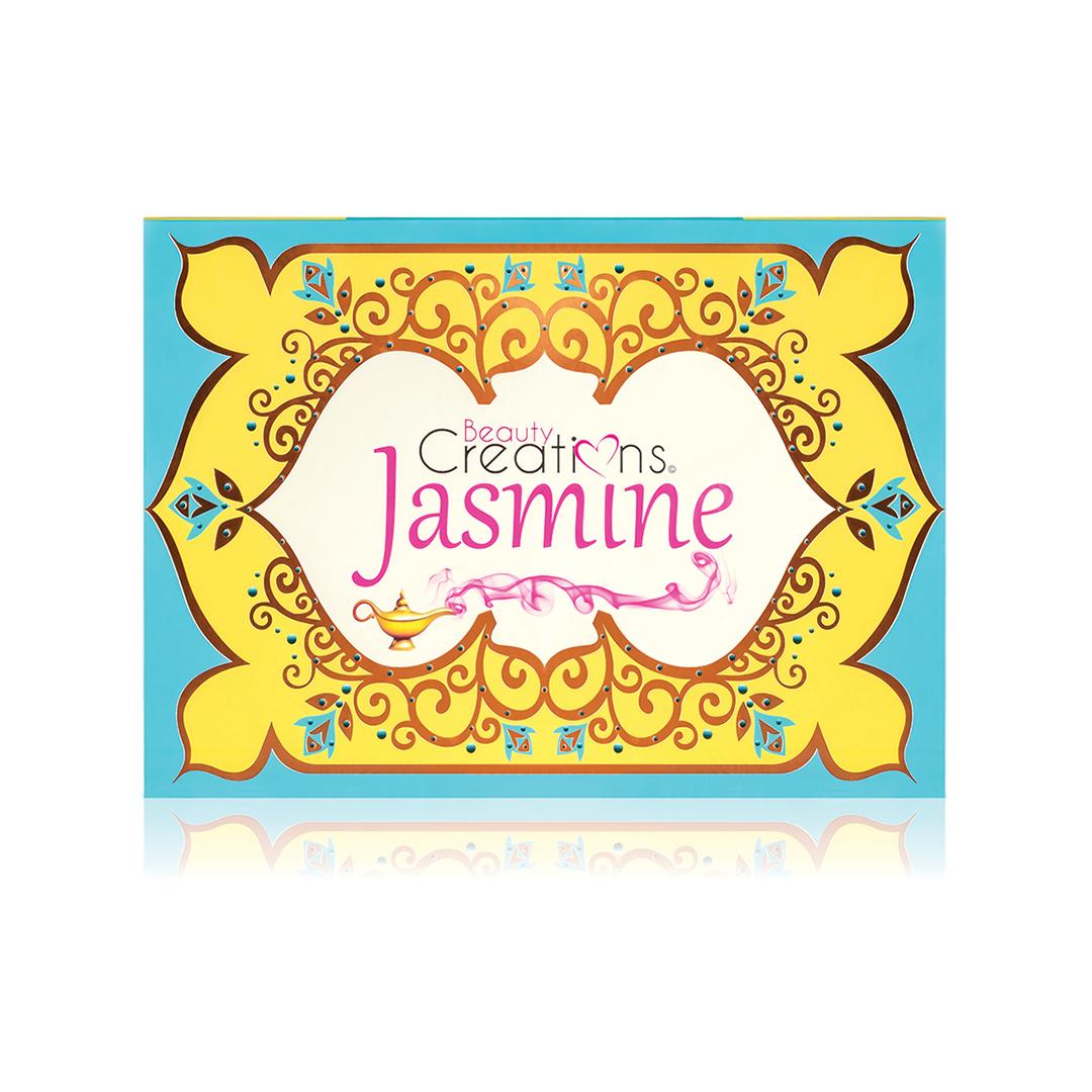 Палетка теней JASMINE