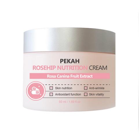 PEKAH Rosehip Nutrition Cream Питательный крем для лица с экстрактом шиповника, 50 мл