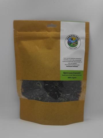 Qara çay (nanəli) \ Черный чай (с мятой) \ Black tea (with mint)