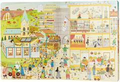 Ротраут Бернер: Городок круглый год. Подарочный набор из 4 книг