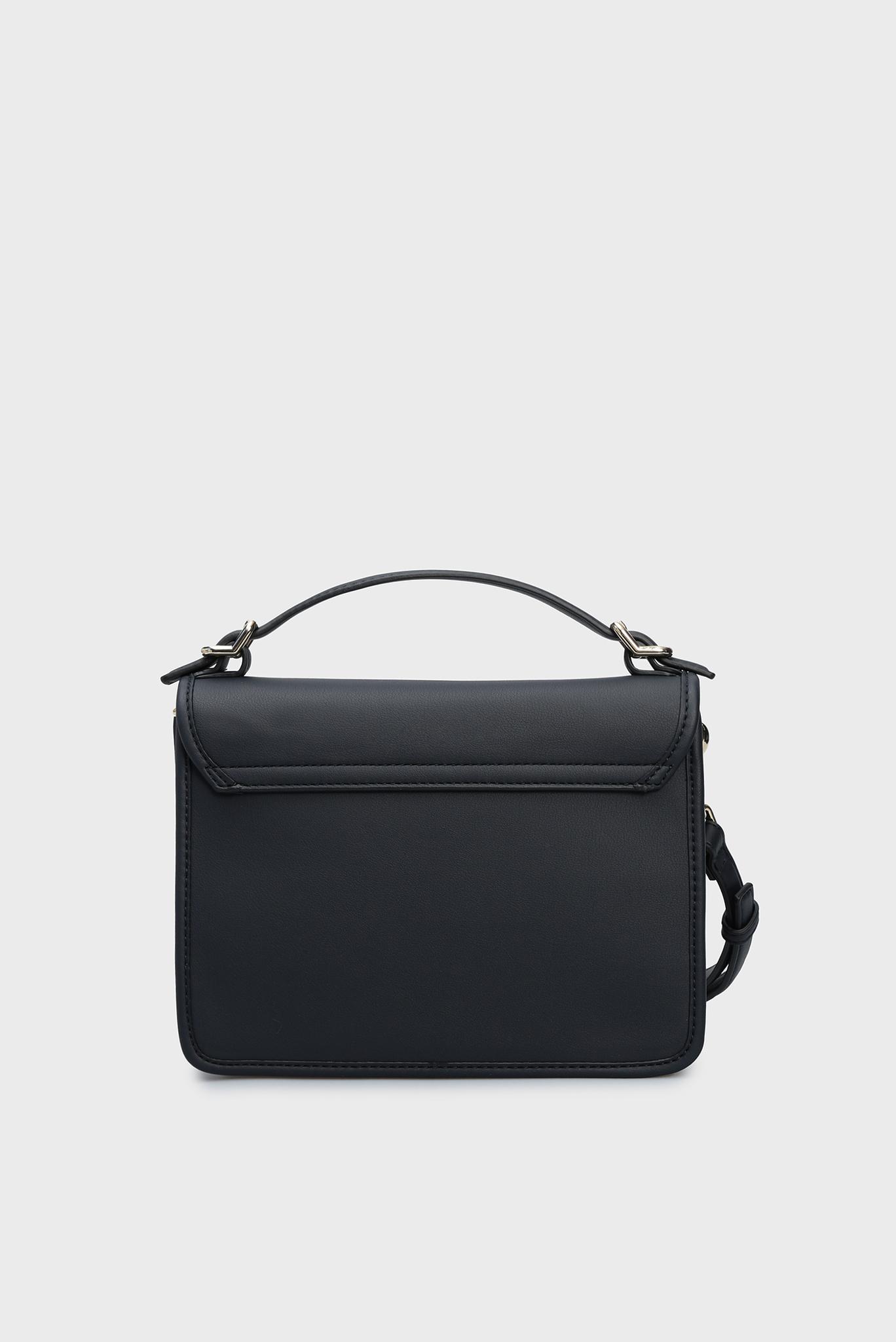 Женская темно-синяя сумка через плечо CHIC CROSSOVER Tommy Hilfiger