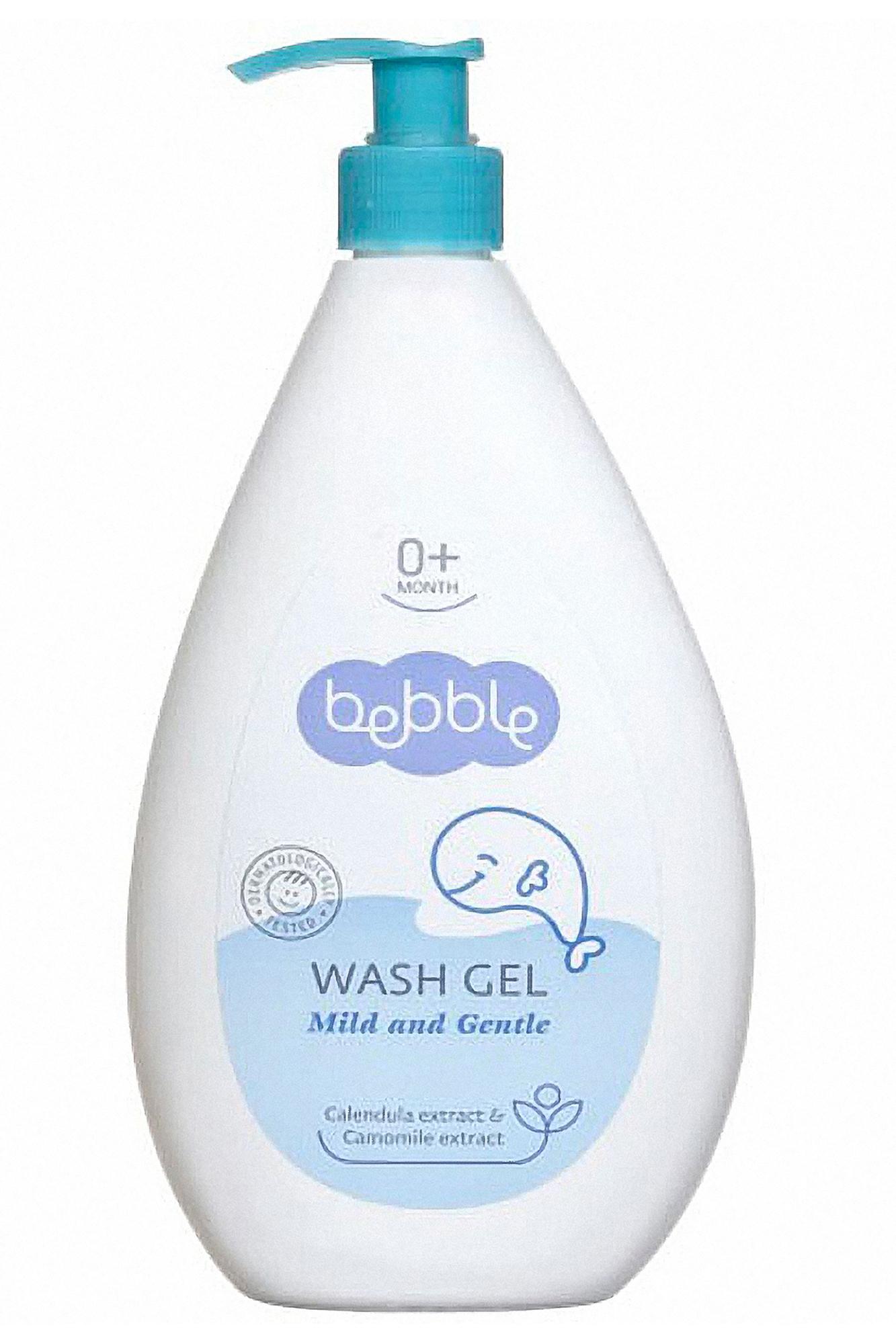 Гель для мытья детский (400 ml) 09014 N/A
