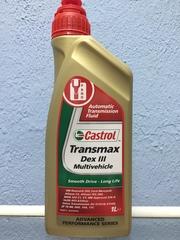 Трансмиссионное масло Castrol Transmax Dex III Multivehicle 1 л