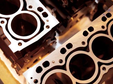 Дефектовка двигателя perkins 1004/1104 серии в условиях мастерской Сервисного центра